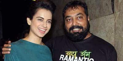 Kangana Hits Back At Anurag Kashyap For Asking Her To Fight China; Says 'Please Have Hot Haldi Milk And Go To Sleep'