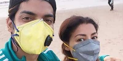 Gurmeet Chaudhary And Wife Debina Bonnerjee Test Positive For COVID-19, Are At Home Isolation