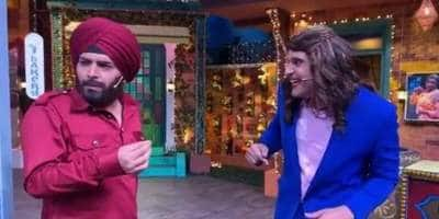 Kapil Sharma Turns Into Navjot Singh Sidhu; Sends A Special Message To Archana Puran Singh Through Krushna