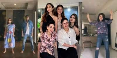 Ranbir, Alia, Neetu Surprise Birthday Girl Riddhima With A Special Performance; Kareena, Karisma Shower Love