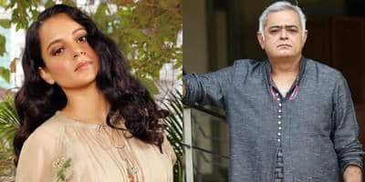 After Kangana Ranaut Talks Of Bollywood 'Drug Parties', Hansal Mehta Says 'It Is Most Unfair Generalisation' About The Industry