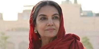 Shabana Azmi On Surviving January Accident: 'I Fainted, It Was A Close Shave'