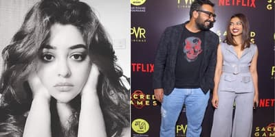 Radhika Apte Supports Anurag Kashyap After Me Too Allegations: 'I Have Felt Immensely Secured In Your Presence'