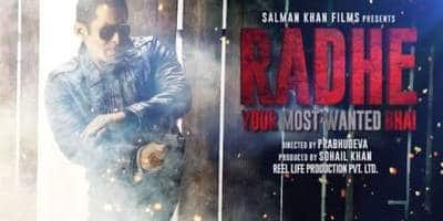 Salman Ropes In South Actors For Radhe