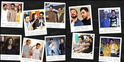 Ayushmann Khurrana Expresses His Gratitude To All His Directors On World Gratitude Day