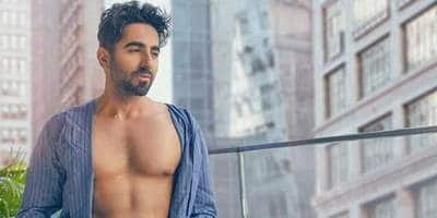 Ayushmann Khurrana Takes His Personal Trainer To Chandigarh To Attain Perfect Physique For Abhishek Kapoor's Next
