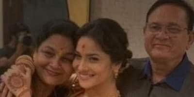 Ankita Lokhande's Father Admitted To The Hospital, She Prays For His Speedy Recovery