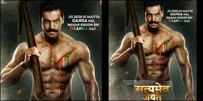 John Abraham's Satyameva Jayate 2 To Release On Eid Next Year; Actor Unveils A Glorious New Poster