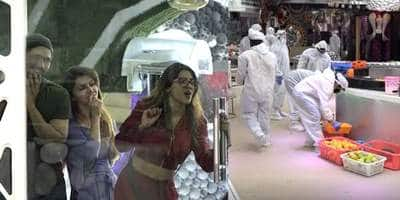 Bigg Boss 14 Promo: Contestants Say 'Lut Gaye' After BB Confiscates The Entire Ration Of The House; Watch