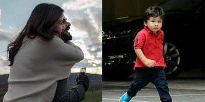 Anushka Sharma And Virat Kohli Become Parents And Twitterati Is Busy Imagining Taimur Ali Khan's Reaction