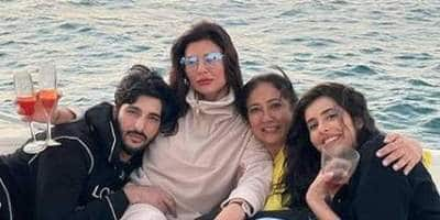 Charu Asopa Shares Pics From 'Jiju' Rohman Shawl's Birthday Celebrations With Sushmita Sen And Family In Dubai; Check Them Out