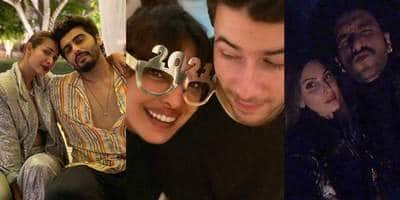 Happy New Year 2021: From Ranveer Singh To Priyanka Chopra And Arjun Kapoor, Check Out How Celebs Rang In The Year