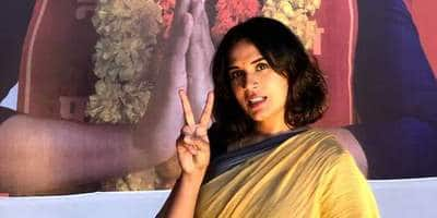 Richa Chadha Reacts To Controversy Over The Poster Of Her Film Madam Chief Minister, Calls It An 'Unintentional Oversight'