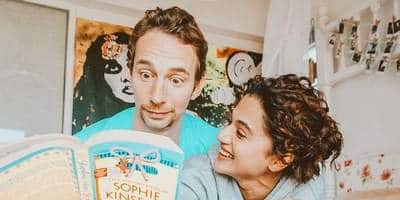 Taapsee Pannu Opens Up On Her Relationship With Mathias Boe, Reveals If Wedding Is On Cards