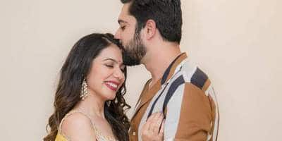 Nach Baliye 9's Avinash Sachdev & Palak Purswani All Set To Tie The Knot, Enjoy Their First Pre-Wedding Function With Family