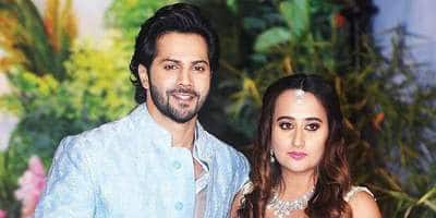 Varun Dhawan-Natasha Dalal Wedding: The 'Grand Yet Simple' Event To Take Place In Alibaug, Latter To Design Her Own Outfit; Read Details...