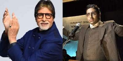 14 Years Of Guru: Amitabh Bachchan Lauds Son Abhishek's Performance In The 'Fantastic Film'
