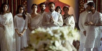 Saif Ali Khan Says Shoots Conducted At Pataudi Palace Make Him Nervous But He Made An Exception For His Show Tandav