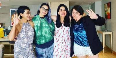 "Four More Shots Please Season 3 To Go On Floors Soon, Kirti Kulhari Says, ""Lovely To Be Back With The Crazy 3"""