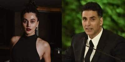 Taapsee Pannu Reminds Her Fellow Actors How Screen Time In A Film Doesn't Matter, Akshay Kumar Says, 'Proud Of You'