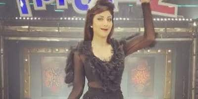 Shilpa Shetty Goes Retro As She Resumes For Hungama 2, Pays An Ode To 'OG Queen Helen' With Her Look