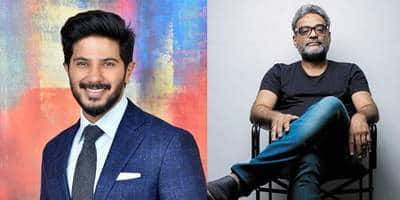 Dulquer Salmaan To Collaborate With Director R. Balki For A Thriller? Read Details...