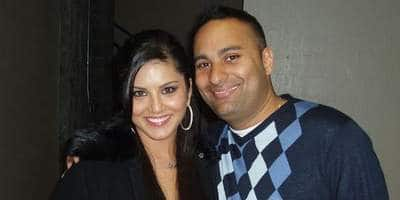 """One Mic Stand: Sunny Leone says dating Russell Peters was 'the worst thing ever': """"We messed it up, I'm still mad"""""""
