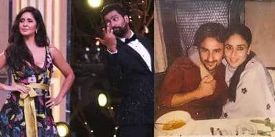 Katrina Kaif calls rumoured boyfriend Vicky Kaushal 'pure talent', Kareena wishes Saif on their ninth anniversary with throwback pic