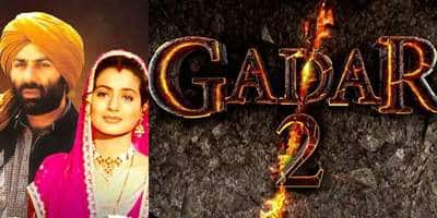 Gadar 2: Sunny Deol & Ameesha Patel announce their reunion on the auspicious occasion of Dusshera with a motion poster