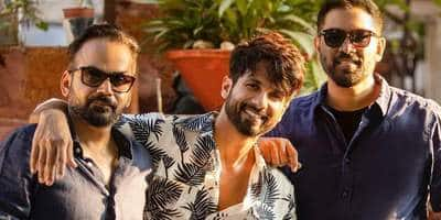Shahid Kapoor's web series with Raj & DK lands in trouble for insulting Mahatma Gandhi during recent shoot in Mumbai