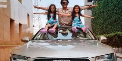 After being called 'gareeb' for driving a non luxury car, Karenvir Bohra takes out his Audi for new show 'In KV's Car'; shares note