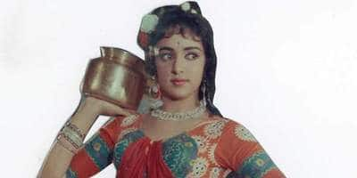 Hema Malini begun her career as a background dancer, was dropped from her debut film because she was 'too thin'