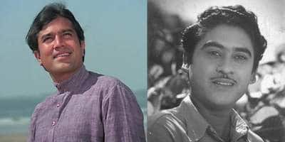 Kishore Kumar was to play the lead in Anand