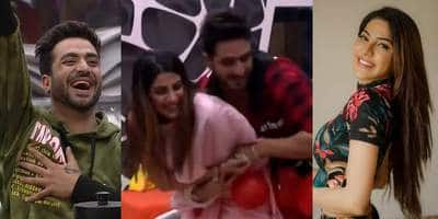 Bigg Boss 14: Netizens Trend #Nikly After Aly Goes Down On His Knees For Nikki On Valentine's Day
