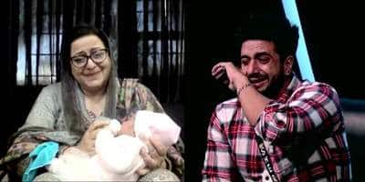 Bigg Boss 14 Promo: Aly Goni Gets His Wish; Meets His Mother And Niece Via Video Call
