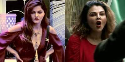 Bigg Boss 14: Rubina Dilaik Nominated For The Rest Of The Season For Throwing Water On Rakhi Sawant