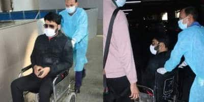 Kapil Sharma Reveals A Back Injury Landed Him In A Wheelchair, Assures He Be Fine After Airport Pics Raise Concern