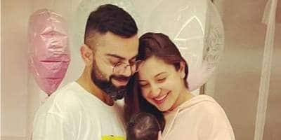 Virat Kohli Shares Picture Of Wife Anushka With Daughter Vamika As He Pens A Heartfelt Women's Day Post