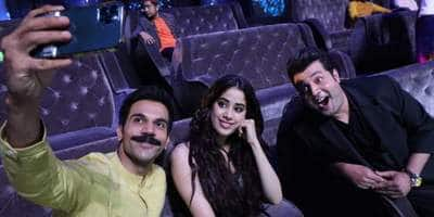 Roohi: Rajkummar Rao, Janhvi Kapoor & Varun Sharma To Promote Their Horror Comedy On Indian Idol 12