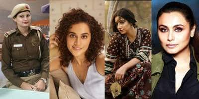 Series Based On Seema Dhaka's Mission To Rescue Missing Children In Works, Cop Wants Taapsee Pannu, Vidya Balan Or Rani Mukerji To Play Her Character