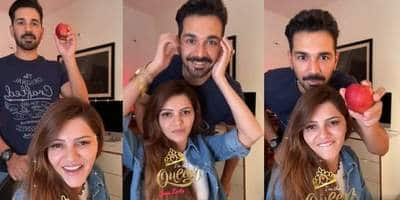 Rubina Dilaik And Abhinav Shukla Talk About Their Upcoming Music Video; Answer If Bigg Boss Is Scripted