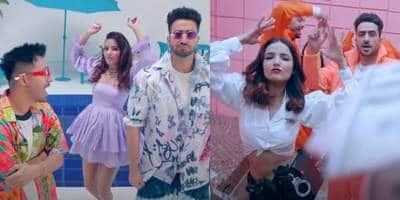 Tera Suit: Aly Goni, Jasmin Bhasin Come Together For Yet Another Catchy, Colourful But Ridiculous Tony Kakkar Song; Watch