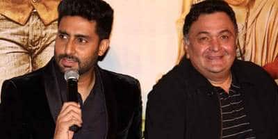 Abhishek Bachchan Recalls How He Caught Rishi Kapoor Following A Gossip Site; The Reason Had To Do With Ranbir Kapoor