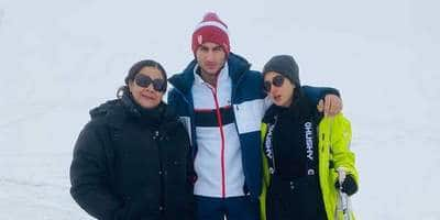 Sara Ali Khan Shares Beautiful Snaps With Ibrahim & Amrita Singh From Their Memorable Trip To Kashmir
