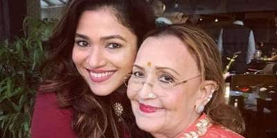 Riddhima Pandit Opens Up About Losing Her Mother To COVID, Says Despite Timely Medical Treatment, She Could Not Be Saved'