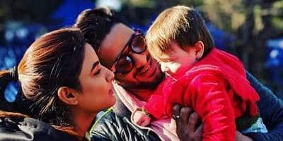 """Jasmin Bhasin Opens Up About Spending Time With Aly Goni And His Family, Says 'I Feel Fortunate That We Are With Our Loved Ones"""""""