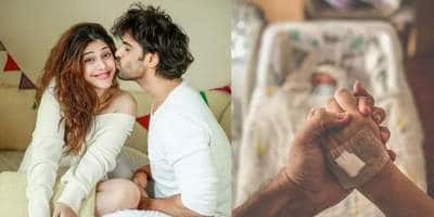 Mohit And Additi Malik Welcome Their First Child, Share A Picture Of The Newborn