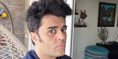 Maniesh Paul Shares A Picture Post Shaving; Quizzes Fans About His New Look