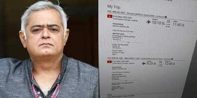 Hansal Mehta Wonders What The Covid-19 Situation Is Like In Pakistan, Twitter User Books Him A One Way Ticket To Karachi