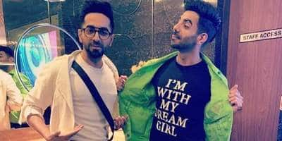 On World Sibling Day Ayushmann Khurrana Digs A Gem Of A Throwback: We Were Some 8 Kgs Heavier & 8 Times More Stupid